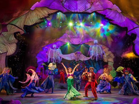 """Disneys """"Arielle, die Meerjungfrau"""" in Chicago"""