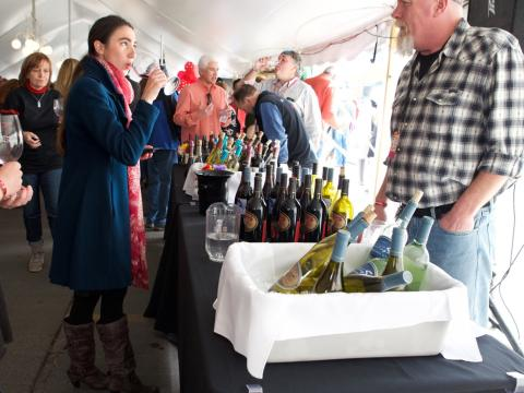 Kostproben, Seminare und Dinner-Events bei der Durango Wine Experience