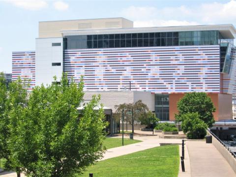 Muhammad Ali Center in Louisville, Kentucky